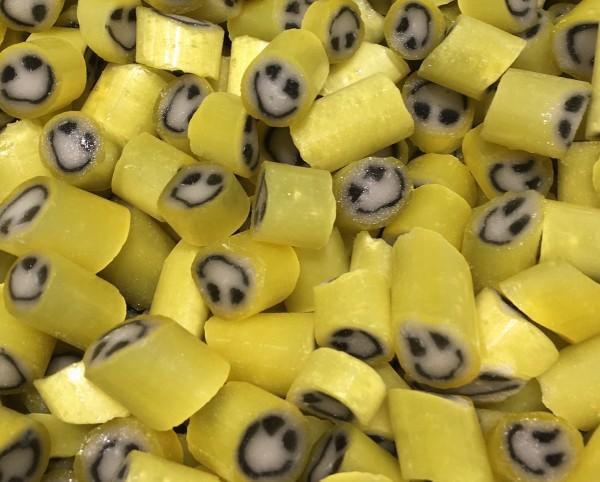 Smiley-Zitrone-Rocks 125g
