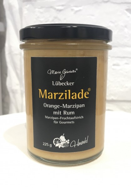 Marzilade Orange mit Rum