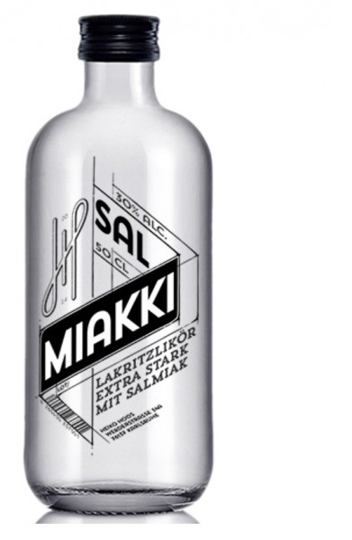 Salmiakki Lakritz-Likör