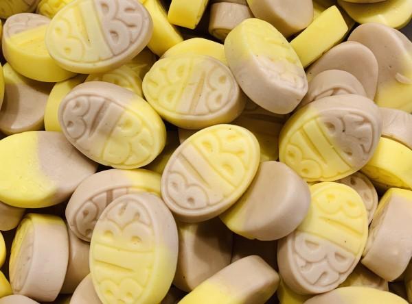 Bananen-Toffee Bubs