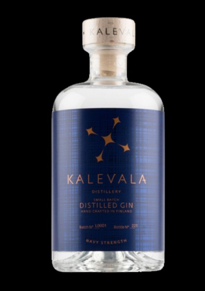 Bio Kalevala Navy Strenght Gin