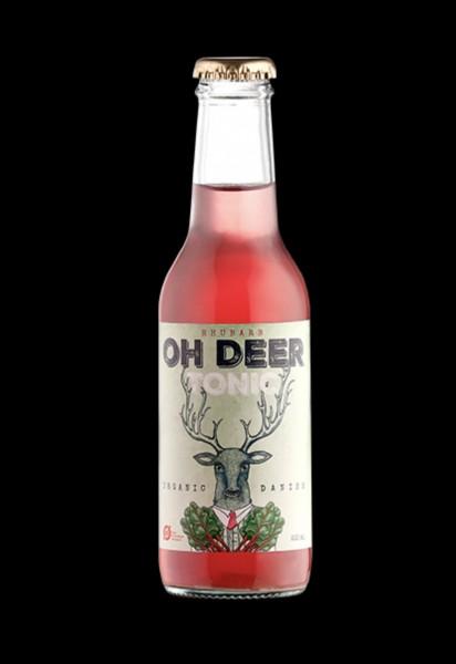 Oh Deer – Bio Tonic Rhabarber