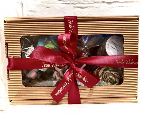 Geschenke Box zu Weihnachten