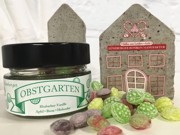 Obstgarten, 100g Glas