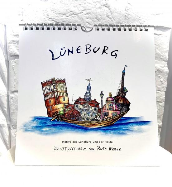 Lüneburger Jahres Kalender